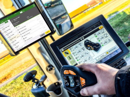 See where your machines are and what they are doing with JDLink